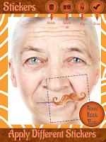 Screenshot of Age Face - Make me OLD
