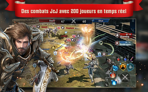 Lineage 2: Revolution captures d'écran 4