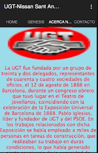 UGT-Nissan Sant Andreu - náhled