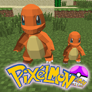 App Pixelmon Mod for MCPE apk for kindle fire