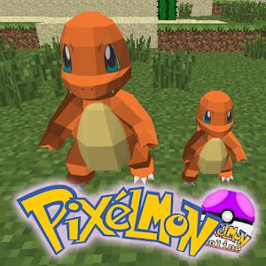 Pixelmon Mod for MCPE for PC