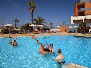 Photo: 508 SPB.Qawra.hôtel Dolmen, aquagym