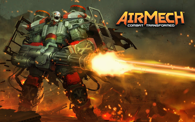 AirMech is a MOBA game with a twist to the traditional MOBA style for Chromebooks.