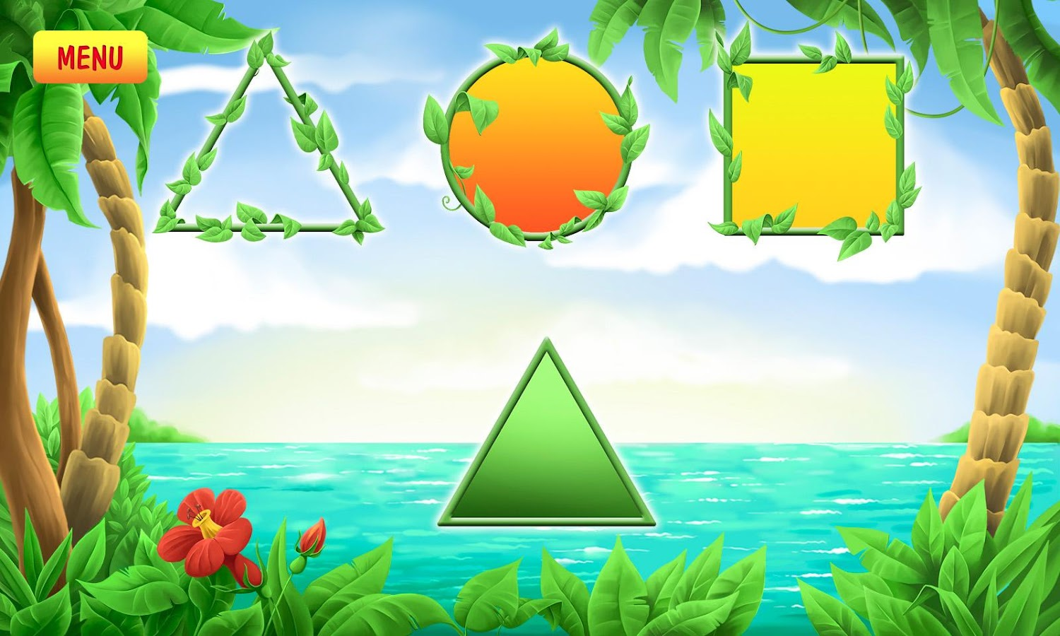 Learn Shapes for Kids, Toddlers - Educational Game- screenshot