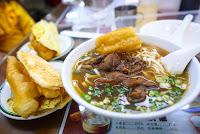 江家黃牛肉麵店