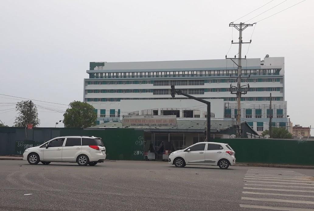 Khu B - Bệnh viện Hữu nghị Đa khoa Nghệ An