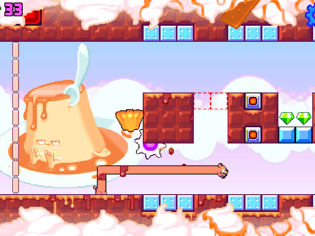 Silly Sausage: Doggy Dessert- screenshot