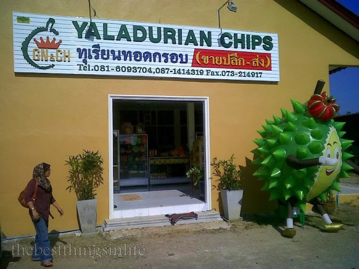 Road Trip to Southern Thailand: Yala [Part 5] – Yala and the Strong Identity