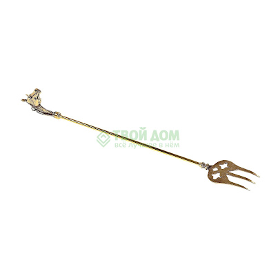 Stilars Tрезубец c ручкой голова лошади 5.5х46 (130403)