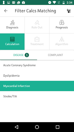 MDCalc Medical Calculator 1.0.22 screenshots 8