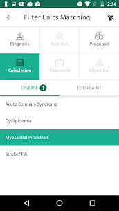 MDCalc Medical Calculator App Download For Android and iPhone 8