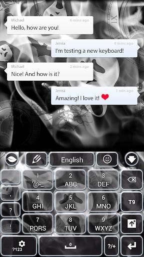 幽靈鍵盤|玩個人化App免費|玩APPs