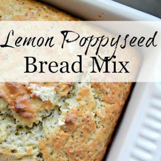 Lemon Poppyseed Bread Mix