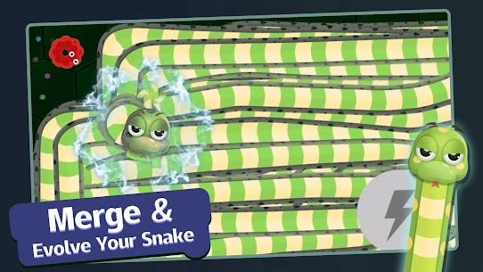 Merge Snake MOD (Unlimited Money) 3