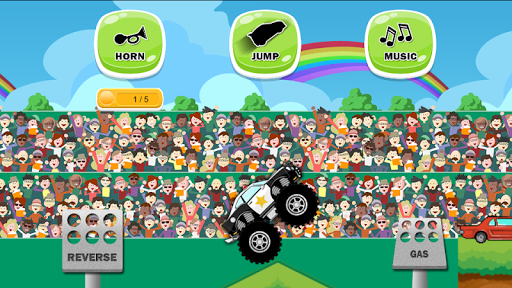 Monster Truck Game for Kids 2.7.9 screenshots 2