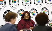 Vytjie Mentor during a previous appearance at the Zondo commission of inquiry into state capture in Johannesburg.