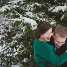 Wedding photographer Anfisa Shemetova (Anfee). Photo of 17.01.2016