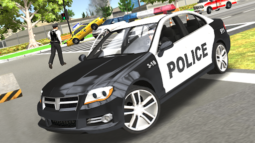 Police Car Chase - Cop Simulator ss1