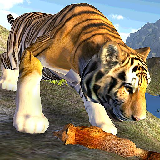 模拟のトップシミュレータ虎 LOGO-記事Game