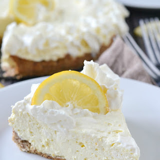 Low Carb Lemon Cheesecake.