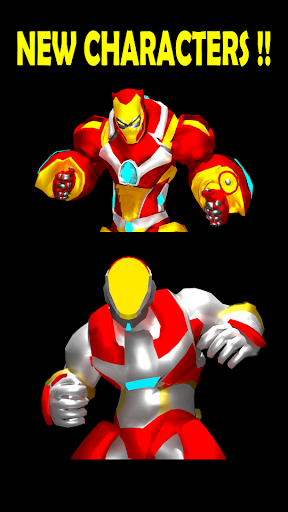 Ultra Hero Fusion : Superhero Ultra Man Battle 1.0.1 screenshots 1