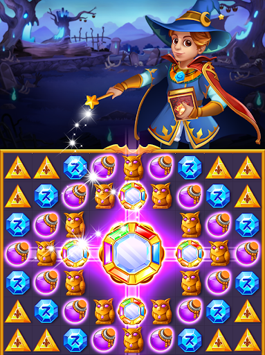 Diamonds Strategic Puzzle 1.3 screenshots 2