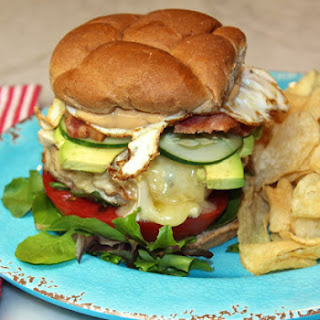 The Cobb Salad Burger