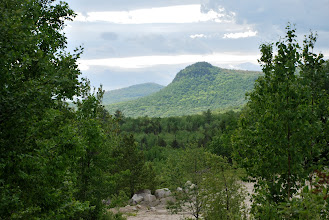 Photo: Owl's Head view, Groton State Forest by Linda Carlsen-Sperry.
