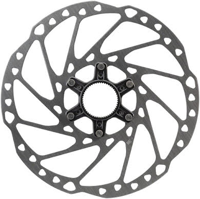 Shimano Deore RT64L 203mm Centerlock Disc Brake Rotor with External Lockring alternate image 0