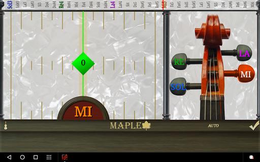 Maple Violin 3.0.1 screenshots 13