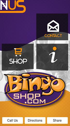 Bingo Shop