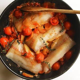Fish Fillet Sauce Recipes