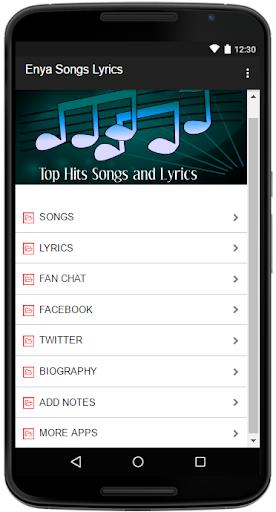 download enya songs lyrics google play softwares aecd07wnbyuv