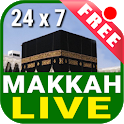 Watch Live Makkah & Madinah 24 Hours 🕋 HD Quality icon