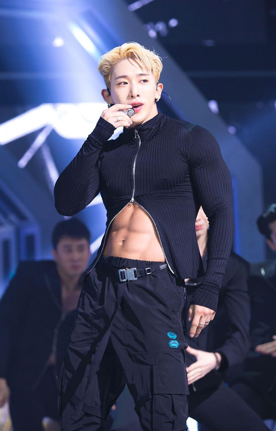 wonho inkigayo pd note