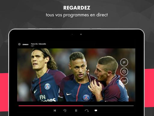 myCANAL, vos programmes en live ou en replay 3.3.9 screenshots 6