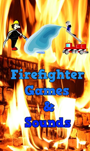 Fun Firefighter Games For Kids