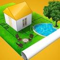 Home Design 3D Outdoor-Garden icon