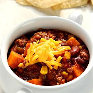 Southwestern Chili Crock Pot Recipes.