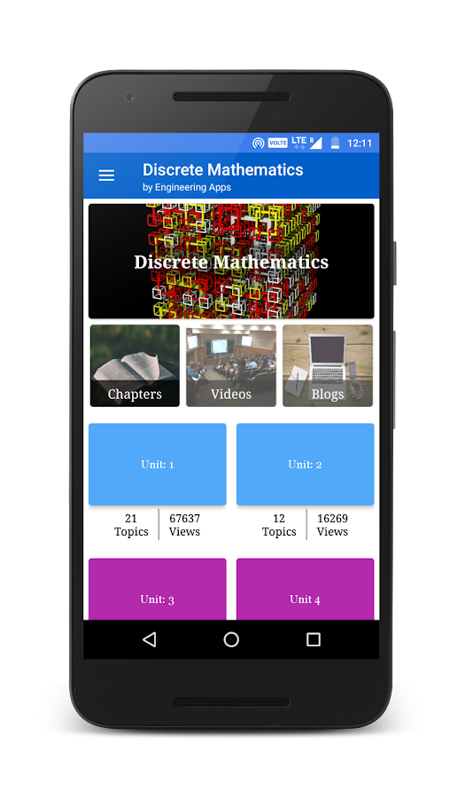 Discrete mathematics android apps on google play discrete mathematics screenshot fandeluxe Choice Image
