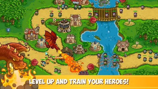 Kingdom Rush Frontiers - Tower Defense Game Screenshot