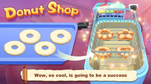 Donut Shop - Kids Cooking Game  screenshots 3