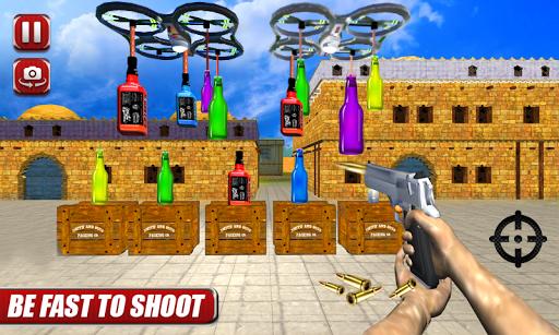 New Bottle Shooting :3D Simulator Game 2019 screenshots 12