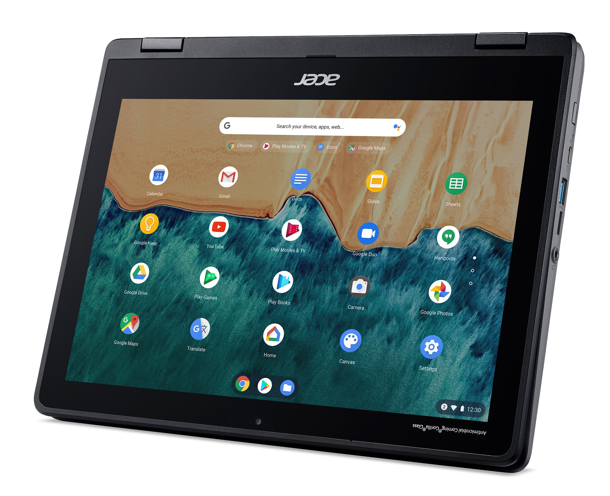 Acer Chromebook Spin 512 - photo 4