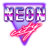 Neon City Live Wallpaper