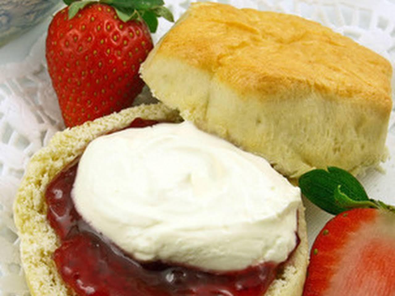 10 Best Clotted Cream Dessert Recipes Yummly
