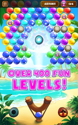 免費下載街機APP Jungle Island Bubble Rescue app開箱文 APP開箱王