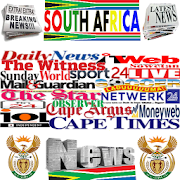 SOUTH AFRICA NEWSPAPERS & NEWS
