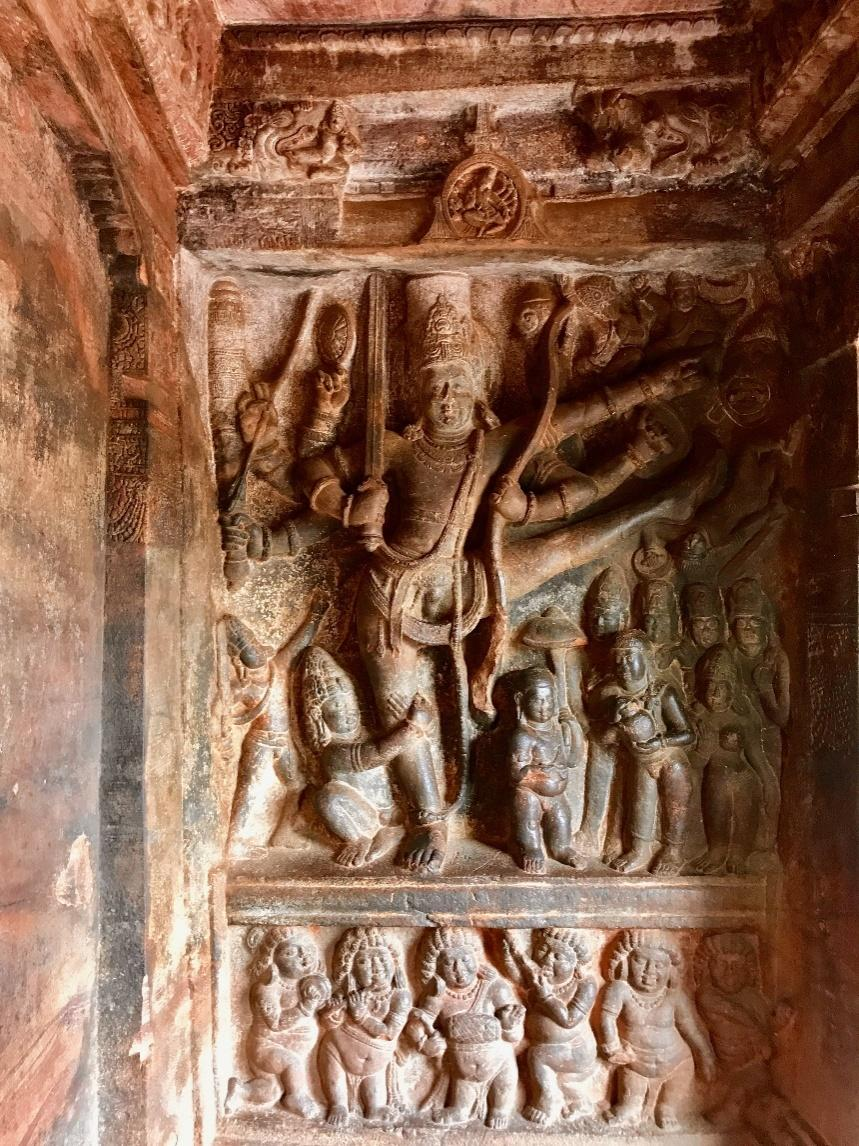 Badami cave temples - Wikiwand