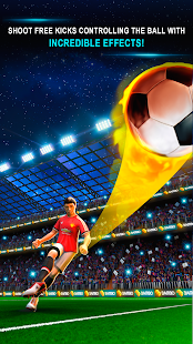 Soccer Goals ⚽️ Evolution Stars Soccer Games 2019 Screenshot